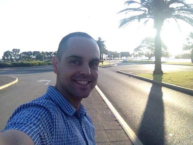 Eccomi qui: in giro per la bellissima Perth!