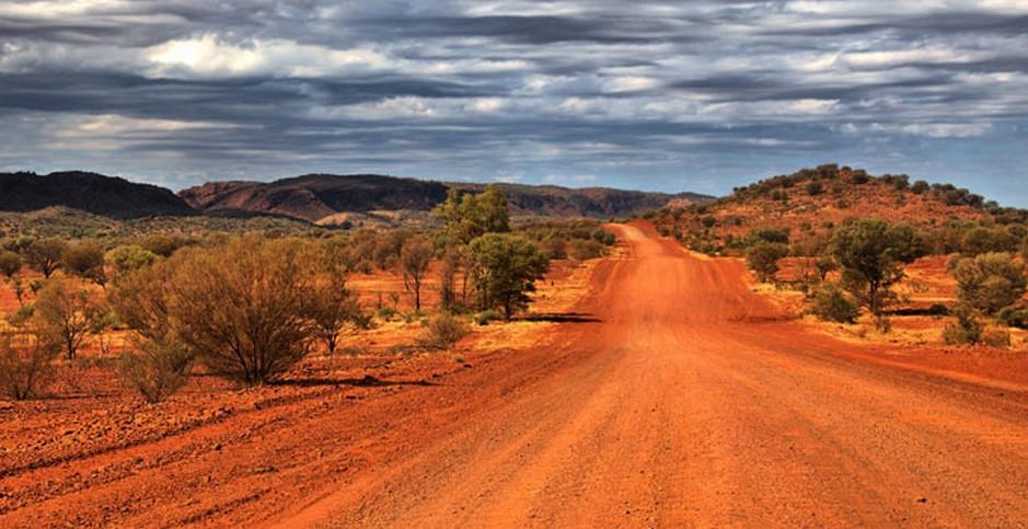 south australia  u2013 outback