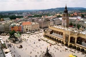 Cracovia, Polonia 2