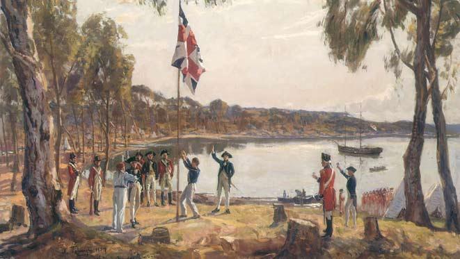 Case Tipiche Australiane : La storia dellaustralia portale australia