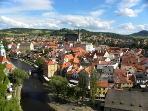 Český Krumlov , Repubblica Ceca