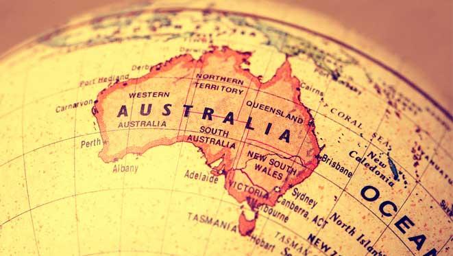 dove-si-trova-l-australia