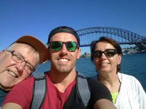 Vivere in Australia: Emanuele Bermani