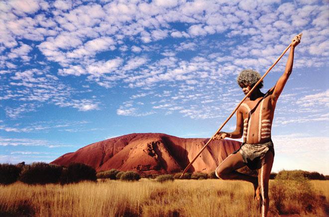 Outback-Uluru